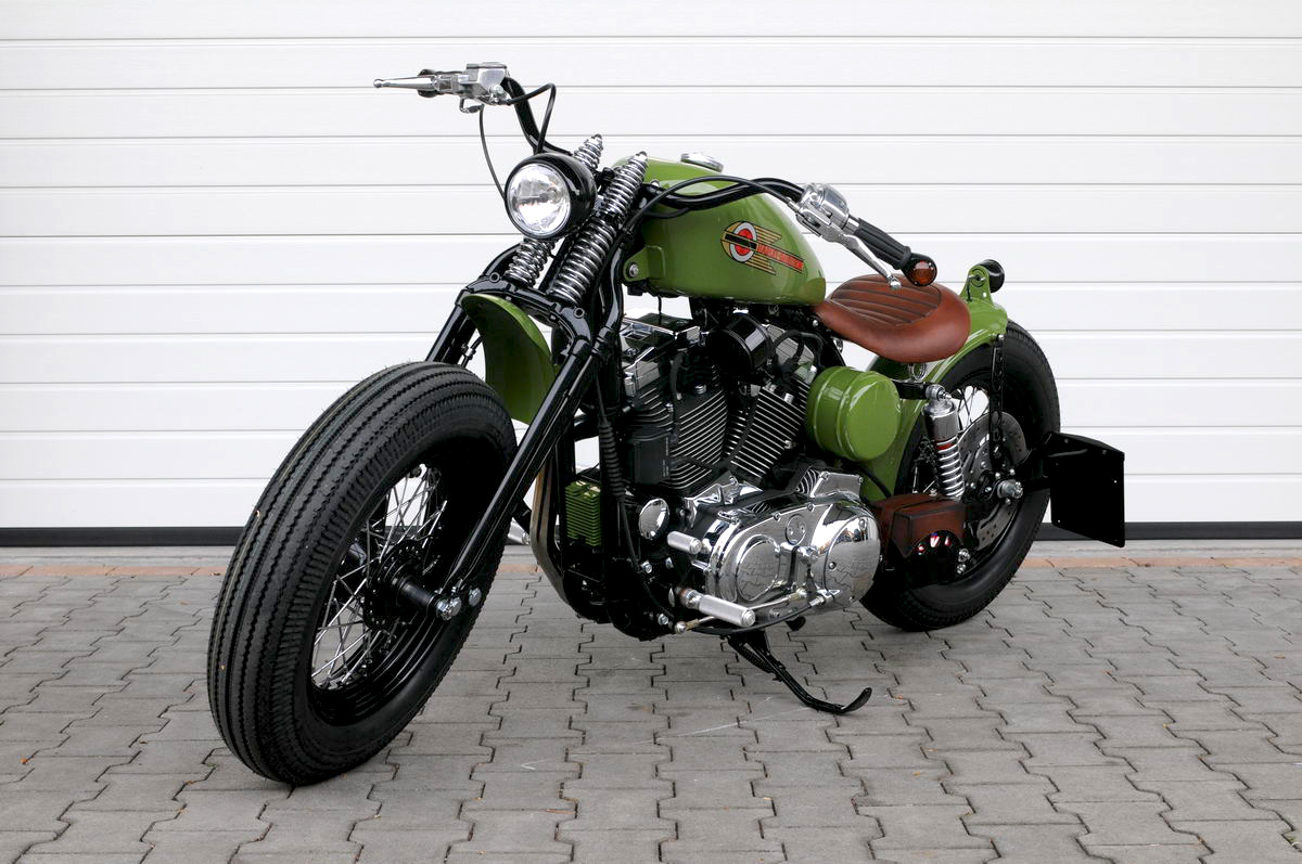 Green Bobster 1200