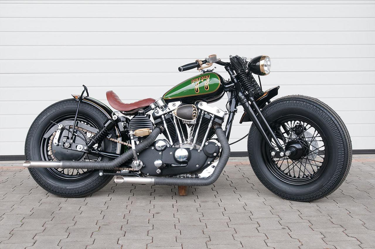 Bobster 77 (1st Platz Harleydome 2015)