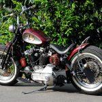 Harley Davidson Sportster Bobber Umbau